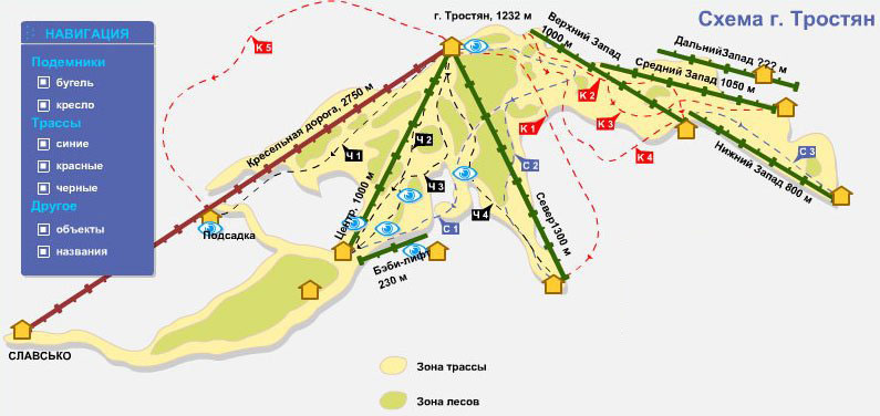 Схема веб камеры карта